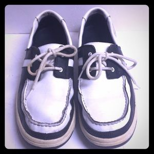 Other - Timberland white  Casual Boat Shoes Men's Sz 12